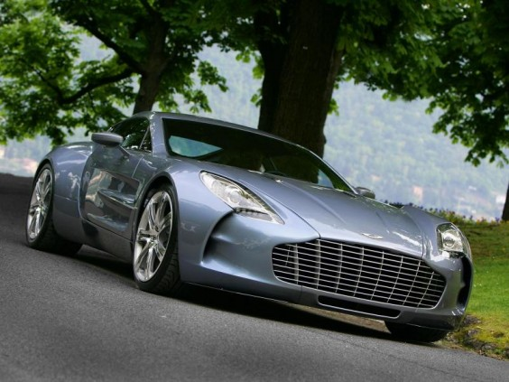 The Aston Martin One-77: Perfection Incarnate