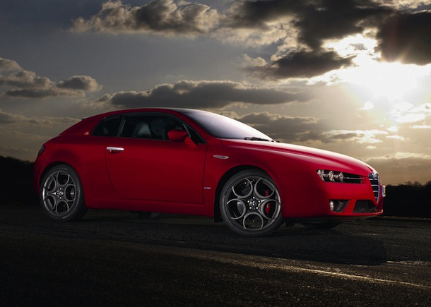 Gone But Not Forgotten: The Alfa Romeo Brera