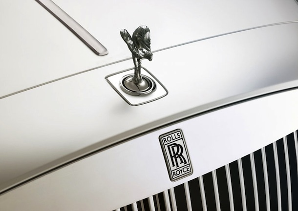 Rolls Royce in 2010: A Visual Insight