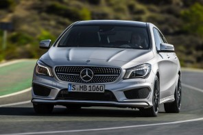 Mercedes-Benz CLA 250 Review