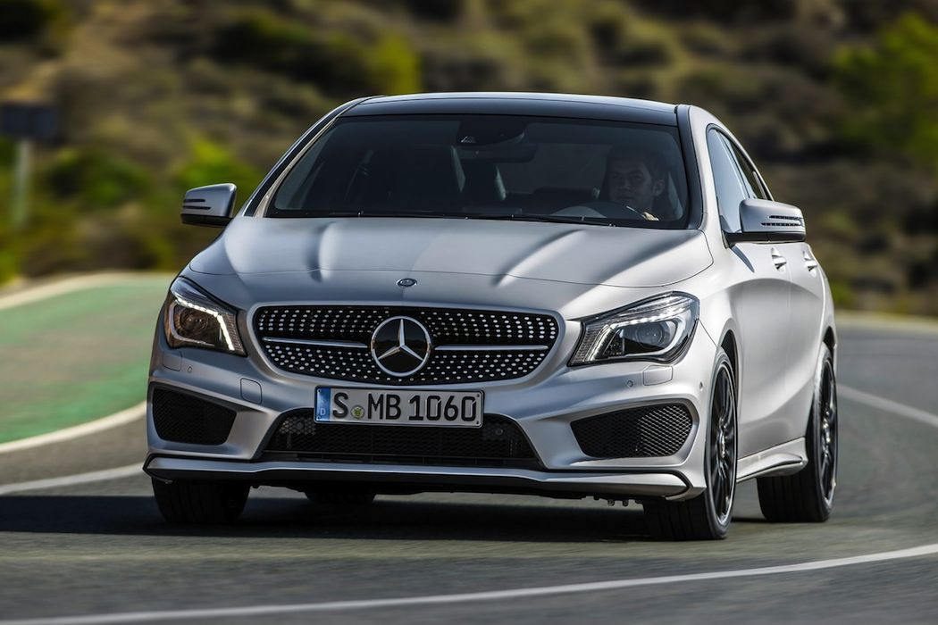 Mercedes-Benz CLA 250 Review
