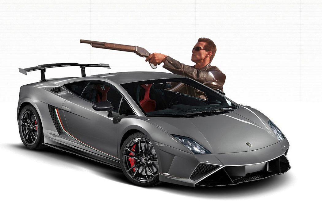 Lamborghini Gallardo: The Car That Just Won't Die.